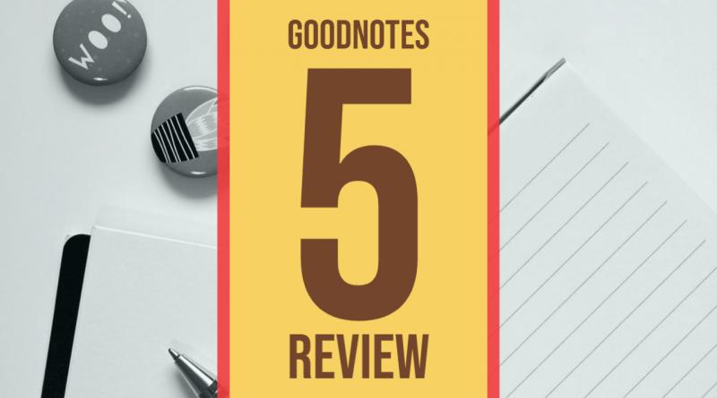 good notes 5